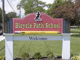 Bicycle Path School
